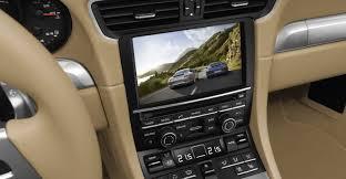 Porsche Cayenne Navigation System - porsche cars and design store guide porsche mania