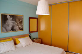 Blue And Yellow Bedroom by 25 Stunning Bedroom Designs With Bold Color Scheme Rilane