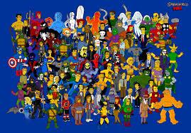 the simpsons movie wallpaper characters freeware en wallpapers