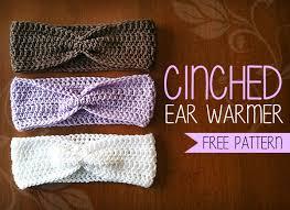 crochet ear warmer headband free crochet ear warmer headband pattern crochet and knit