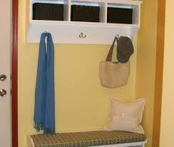 entryway bench seat plans entryway bench seat with hat coat rack
