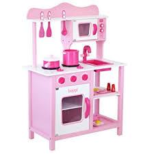 la cuisine de jeux ensemble de cuisine de jeu en bois avec 19 accessoires boppi