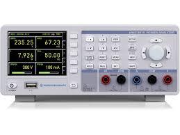 rohde u0026 schwarz hmc8015 g power analyzer with gpib interface