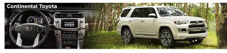 continental toyota used cars 2015 toyota 4runner model information serving chicago orland