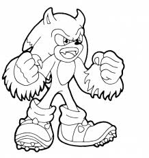 baby sonic coloring pages knuckles robotnik coloring home