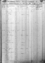 marion county wv 1850 s census index linked to scanned