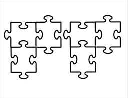 puzzle piece template download free u0026 premium templates forms