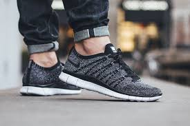 Nike Oreo nike free flyknit nsw black white oreo s fashion