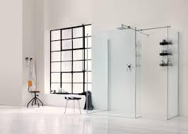 parete fissa doccia parete doccia fissa d angolo oscar walk in inda