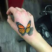 3d butterfly tattoos butterfly 3d and