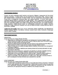 Examples Of Legal Assistant Resumes forensic pathologist sample resume immigration lawyer cover letter