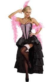 Burlesque Size Halloween Costumes Naughty Paris Costume Purecostumes