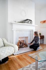 outstanding flameless candles in fireplace pics inspiration tikspor enchanting pillar candles in fireplace pictures decoration ideas