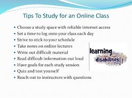how to take an online class how to study for online class cornerstone international college