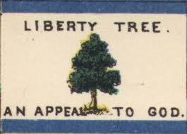1876 American Flag July Ferrebeekeeper