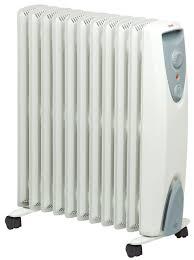 Radiateur Delonghi Inertie Seche by Noc Eco 25 Tls Blanc Ewt