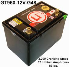 lithium ion pro car audio batteries will power all your lifiers