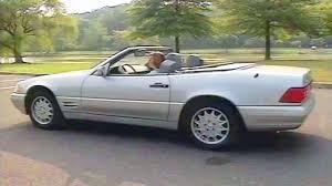 Mercedes Sl 500 R129 1998 Youtube