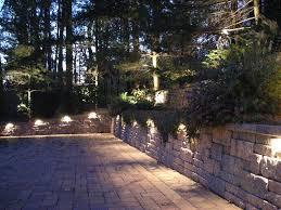 landscape block adhesive brightest solar landscape lighting 18 best lights for outdoor