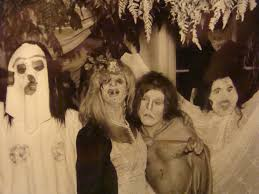 spooky vintage halloween creepy spooky creepers vintage halloween photo ugly scary costumes