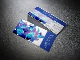gift cards for small business gift certificates business cards your small business needs in