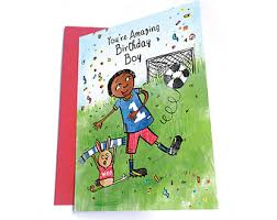 hip hop breaker for a great boy happy birthday card for