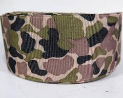 camouflage ribbon camouflage ribbon etsy