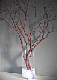 Lighted Branch Tree Lighted Manzanita Centerpiece Kit Shipping Included