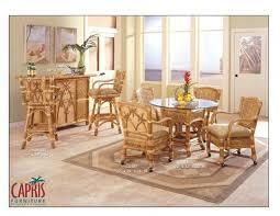 Dining Room Outlet Wicker U0026 Rattan Florida Carolina Furniture Outlet