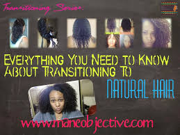 Styles To Wear While Transitioning To Natural Hair - transitioning 101 everything you need to know about transitioning