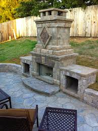 jillify it outdoor fireplace