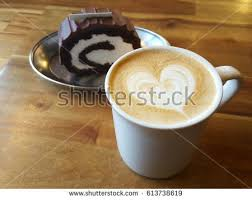 Heart Shaped Mug Coffee Mug Cup Cafe Latte Heart Stock Photo 613738613 Shutterstock