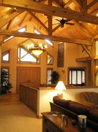 coal valley illinois timber frame home