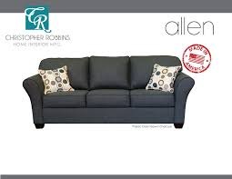 allen sofa christopher robbins sofa ladiscountfurniture com christopher robbins sofa collection custom fabric upholstery allen sofa made in usa call