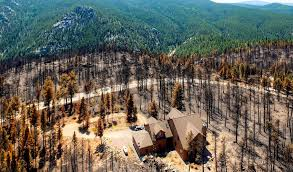 Wildfire Northern Colorado by Will Colorado Communities Adapt To Climate Driven Wildfire