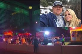 couple dead in car crash who saved in 2017 las vegas shooting