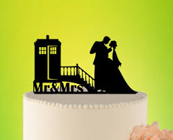 dr who cake topper doctor who wedding cake topper tardis wedding cake topper