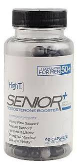 high t senior high t senior advanced beta testosterone libido