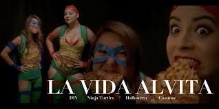 Blue Ninja Turtle Halloween Costume Diy Ninja Turtles Halloween Costume Sewing Required