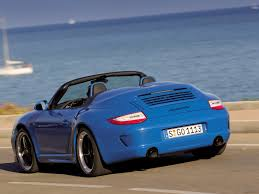 2011 porsche 911 speedster porsche 911 speedster rear wallpaper 34