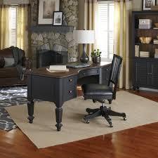 grandview 66 inch half pedestal desk free shipping today