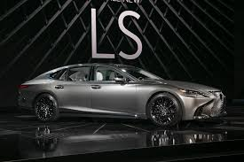 lexus luxury van lexus ls 500h to bow in geneva automobile magazine
