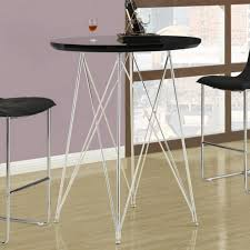 bar high dining table round bar height dining table home decorating ideas