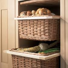 Kitchen Cabinet Storage Baskets 21 Best Pull Outs Images On Pinterest Beautiful Kitchen Cabinet