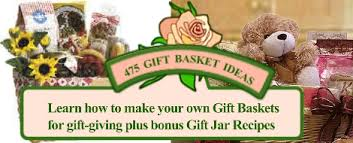 Make Your Own Gift Basket Basket Gift Ideas For All Occasions