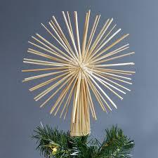 christmas tree topper stars christmas lights decoration