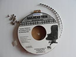 Dritz Home Decorative Nailhead Trim If I Can Do It So Could You Using The Nailhead Trim Kit