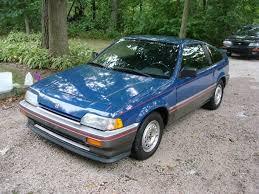hf honda civic honda civic crx hf 1986 garage system pepper racing