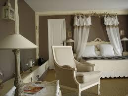 chambre blanc et taupe deco chambre taupe artedeus