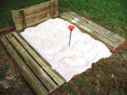 Horseshoe Fire Pit by How To Build A Horseshoe Pit How Tos Diy